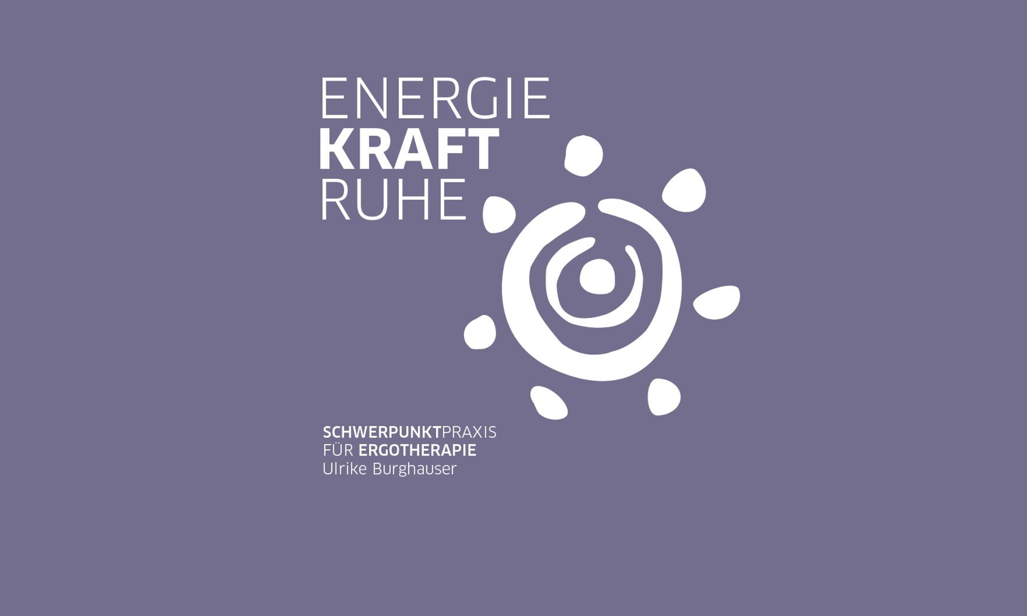 Energie Kraft Ruhe
